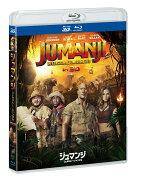 【タイムセール】ジュマンジ/ウェルカム・トゥ・ジャングル IN 3D【Blu-ray】