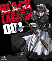 OVA BLACK LAGOON Roberta's Blood Trail 001【Blu-ray】