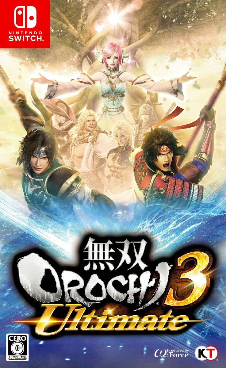 無双OROCHI3 Ultimate Nintendo Switch版