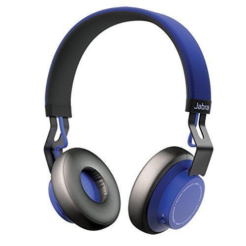 Jabra Move Wireless Headphones BLUE 100-96300001-40