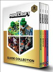 Minecraft: Guide Collection 4-Book Boxed Set: Exploration; Creative; Redstone; The Nether & the End MINECRAFT GD COLL 4-BK BOXED S (Minecraft) [ Mojang Ab ]