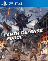 EARTH DEFENSE FORCE:IRON RAINの画像