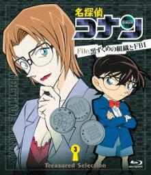 名探偵コナン Treasured Selection File.黒ずくめの組織とFBI 3