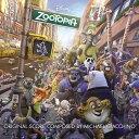 【輸入盤】Zootopia [ Soundtrack ]