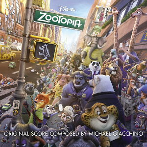 【輸入盤】Zootopia [ Soundtrack ]