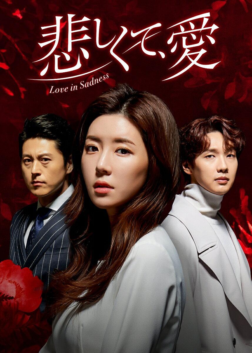 悲しくて、愛 DVD-BOX3