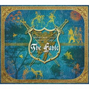 "KOTOKO Anime song's complete album ""The Fable"" (初回限定盤 3CD+Blu-ray)"