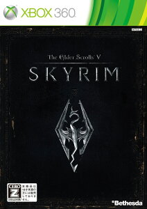 【送料無料】The Elder Scrolls V: Skyrim Xbox360版