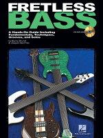 【輸入楽譜】BRUNEL: FRETLESS BASS A HANDS-ON GUIDE(+CD)