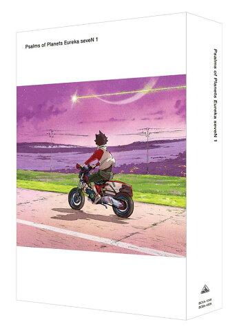 TVシリーズ 交響詩篇エウレカセブン DVD BOX1 [ 三瓶由布子 ]