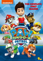 パウ・パトロール シーズン1 DVD-BOX