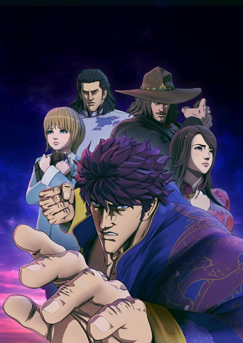 蒼天の拳 REGENESIS 第2巻(初回限定生産版)【Blu-ray】画像