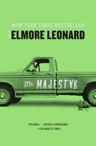 Mr. Majestyk MR MAJESTYK [ Elmore Leonard ]