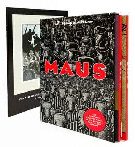 Maus I & II Paperback Box Set BOXED-MAUS I & II PB BOX SET (Pantheon Graphic Library) [ Art Spiegelman ]