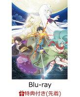 【先着特典】月が導く異世界道中 vol.1【Blu-ray】(オリジナルミニ屏風)