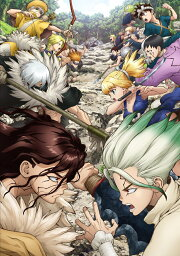 Dr.STONE ドクターストーン 2nd SEASON Blu-ray BOX