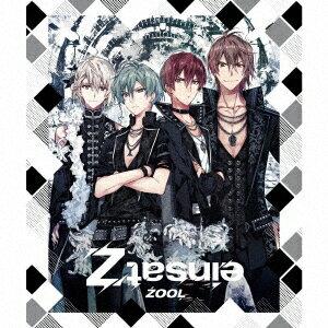 """【先着特典】ZOOL 1st Album """"einsatZ""""【豪華盤】 (種村有菜先生 特典用新規撮り下ろしビジュアル使用 ミニ色紙 (4枚セット))"""