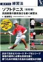ソフトテニス(後衛編) 高田商業の勝負強さを磨く練習法 [