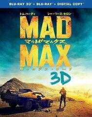 【楽天ブックスならいつでも送料無料】マッドマックス 怒りのデス・ロード 3D&2Dブルーレイセッ...
