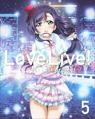 ラブライブ! 2nd Season 5 【特装限定版】【Blu-ray】 [ 新田恵海 ]