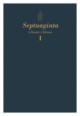 Septuaginta: A Readers Edition Hardcover画像