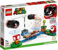レゴ スーパーマリオ マグナムキラー の ぐるぐる チャレンジ 71366