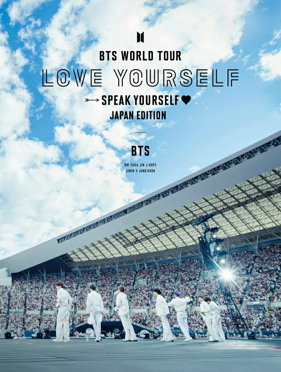 ミュージック, その他 BTS WORLD TOUR LOVE YOURSELF: SPEAK YOURSELF - JAPAN EDITION()Blu-ray BTS