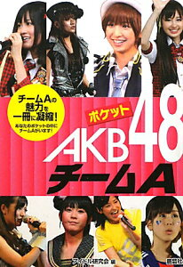 【送料無料】ポケットAKB48チ-ムA