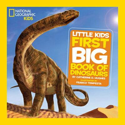 洋書, BOOKS FOR KIDS LITTLE KIDS FIRST BIG BOOK OF DINOSAURS CATHERINE D. HUGHES