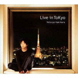 柿原徹也 3rd Full Album「Live in ToKyo」 (豪華盤 CD+Blu-ray)