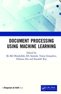Document Processing Using Machine Learning DOCUMENT PROCESSING USING MACH [ Sk MD Obaidullah ]