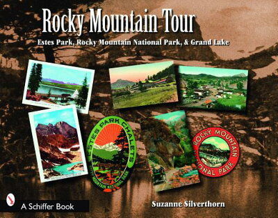 【楽天ブックスなら送料無料】Rocky Mountain Tour: Estes Park, Rocky Mountain National Park...
