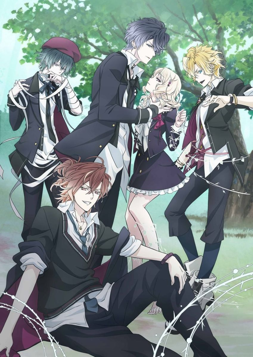 DIABOLIK LOVERS MORE,BLOOD 3画像