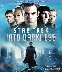 【送料無料】スター・トレック イントゥ・ダークネス ブルーレイ+DVDセット[2枚組]【Blu-ray...
