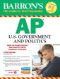 Barron's AP U.S. Government and Politics , 10th Edition [With CDROM] BARRON AP US GOVERNMENT & POLI [ Curt Lader M. a. ]