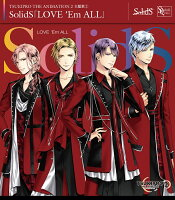 『TSUKIPRO THE ANIMATION 2』主題歌1 SolidS「LOVE 'Em ALL」