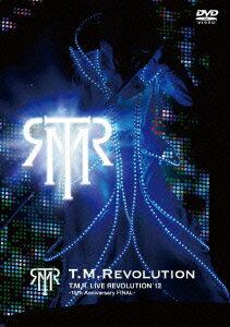 T.M.R. LIVE REVOLUTION'12 -15th Anniversary FINAL-画像
