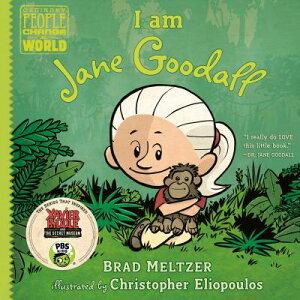 I Am Jane Goodall I AM JANE GOODALL (Ordinary People Change the World) [ Brad Meltzer ]