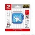 サンリオキャラクターズ カードポッドfor Nintendo Switch シナモロールの画像