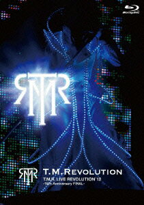 T.M.R. LIVE REVOLUTION'12 -15th Anniversary FINAL-【Blu-ray】画像