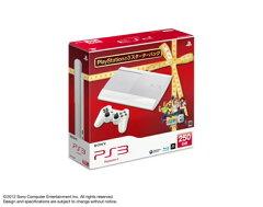 PlayStation3 スターターパック クラシック・ホワイト