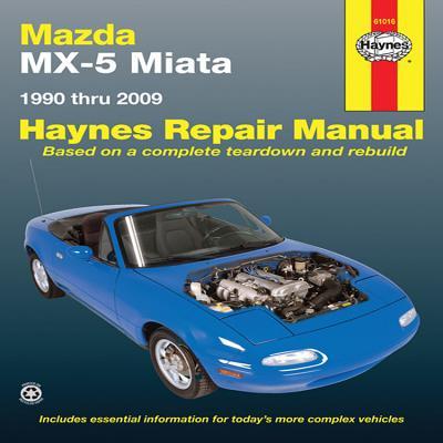 MAZDA MIATA 1990 - 2009(P) [ ANON ]