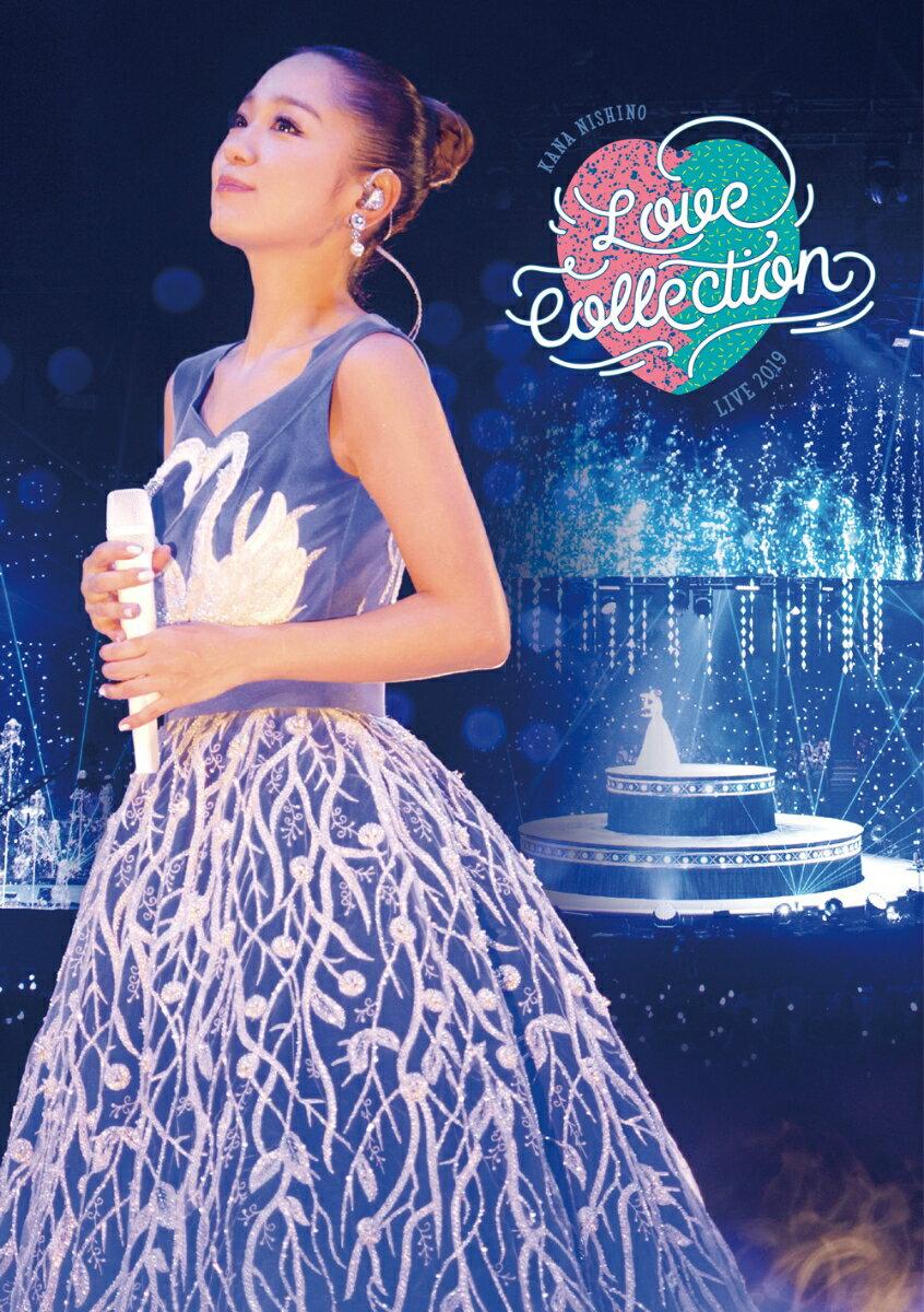 Kana Nishino Love Collection Live 2019【Blu-ray】画像