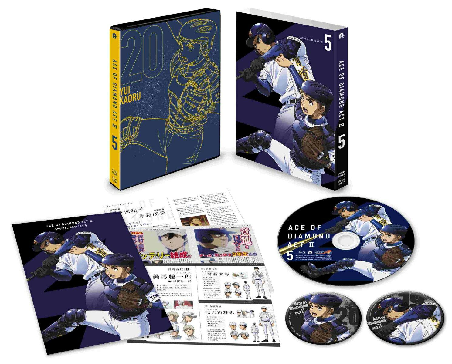 アニメ, キッズアニメ A actII Blu-ray Vol.5Blu-ray