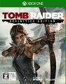 トゥームレイダー ディフィニティブエディション XboxOne版の画像
