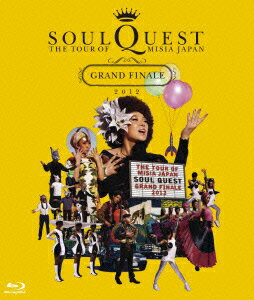 THE TOUR OF MISIA JAPAN SOUL QUEST -GRAND FINALE 2012 IN YOKOHAMA ARENA-【Blu-ray】画像