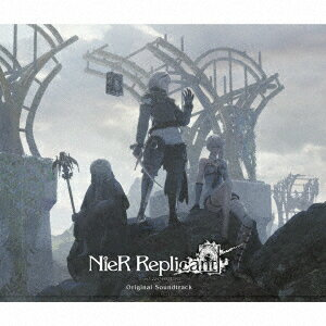 CD, ゲームミュージック NieR Replicant ver.1.22474487139... Original Soundtrack ()
