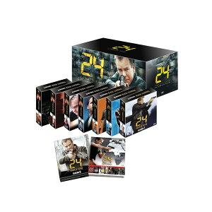 24-TWENTY FOUR- 10周年記念コンプリートDVD-BOX【2,400セット数量限定】 [ キーファー・サザーランド ]