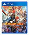 【特典】MAGLAM LORD / マグラムロード PS4版(【予約封入特典】デコアイテム「刃の魔王の剣」がもらえるダウンロードコードチラシ)の画像