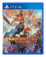 MAGLAM LORD / マグラムロード PS4版